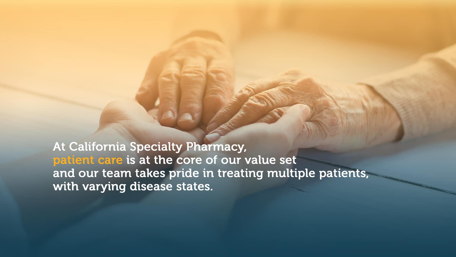 ALS – California Specialty Pharmacy